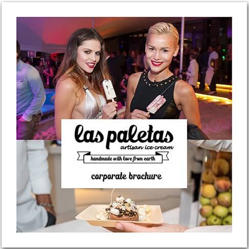 Corporate Event Catering by Las Paletas